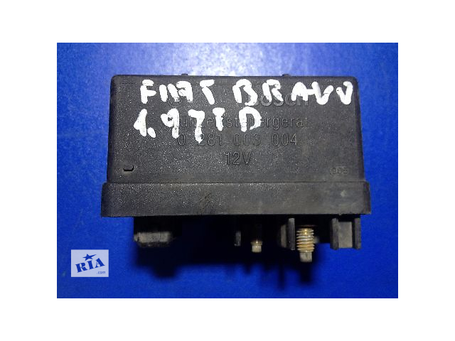 продам Б/у реле свечей накала для легкового авто Fiat Bravo 0281003004 бу в Луцке