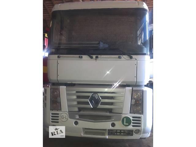 бу Б/у решётка бампера для грузовика Renault Magnum Рено Магнум 440 Evro3 2005 в Рожище