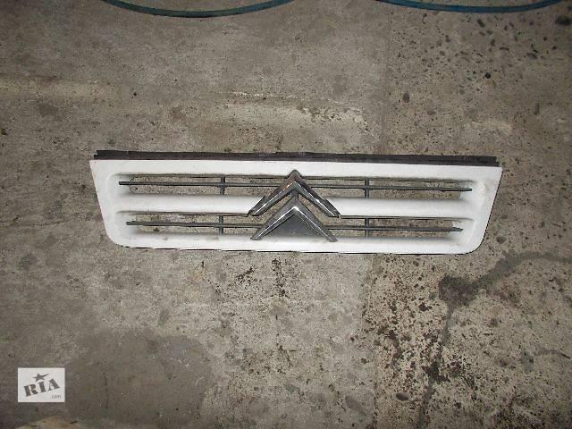 бу Б/у решётка бампера для легкового авто Citroen Jumper в Стрые