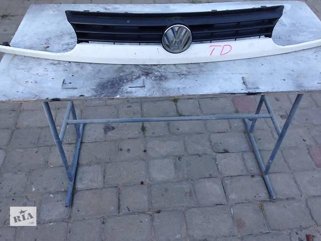 бу Б/у решётка радиатора для хэтчбека Volkswagen Golf III в Владимир-Волынском