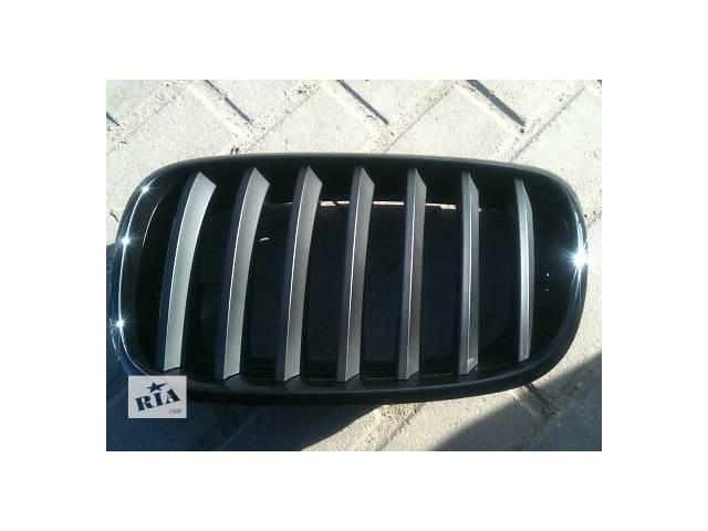 бу Б/у решётка радиатора для легкового авто BMW X6 в Ровно