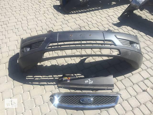 Б/у решётка радиатора для легкового авто Ford Focus- объявление о продаже  в Львове