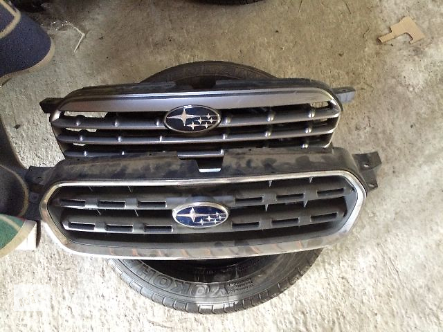 Б/у решётка радиатора для легкового авто Subaru Outback 2003-2007- объявление о продаже  в Львове
