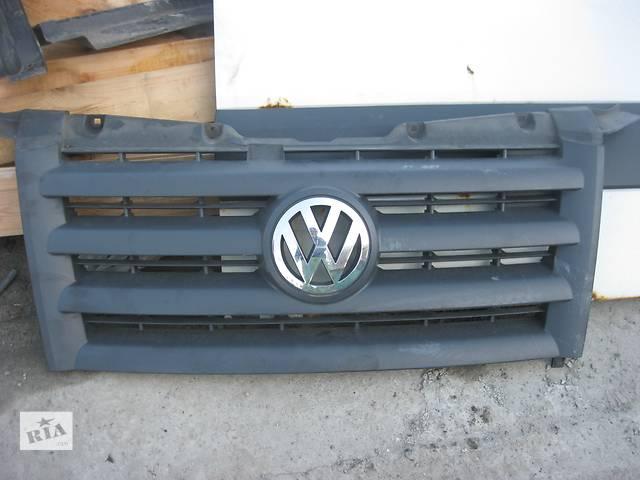 продам Б/у решётка радиатора  Volkswagen Crafter 2006-. бу в Ровно