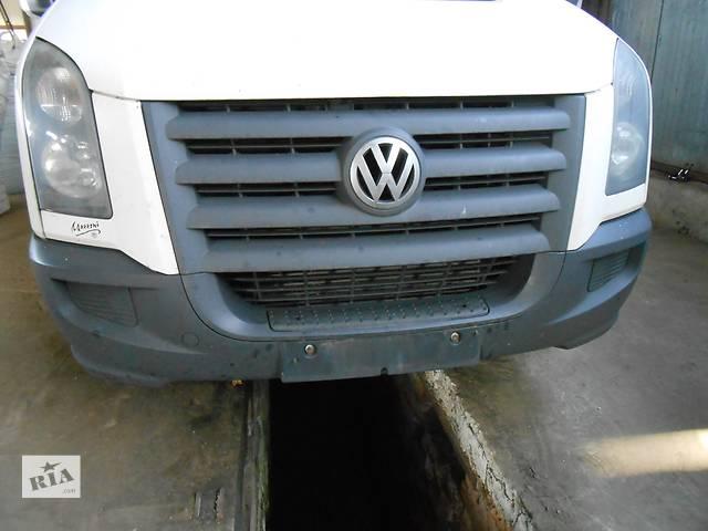 Б/у Решётка радиатора Volkswagen Crafter Фольксваген Крафтер 2.5 TDI 2006-2010- объявление о продаже  в Рожище