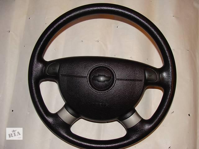 бу Б/у руль для легкового авто Chevrolet Lacetti в Черкассах