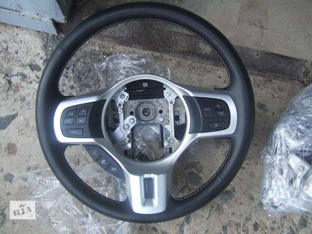 продам Б/у руль для легкового авто Mitsubishi Lancer X Ralliart бу в Ровно