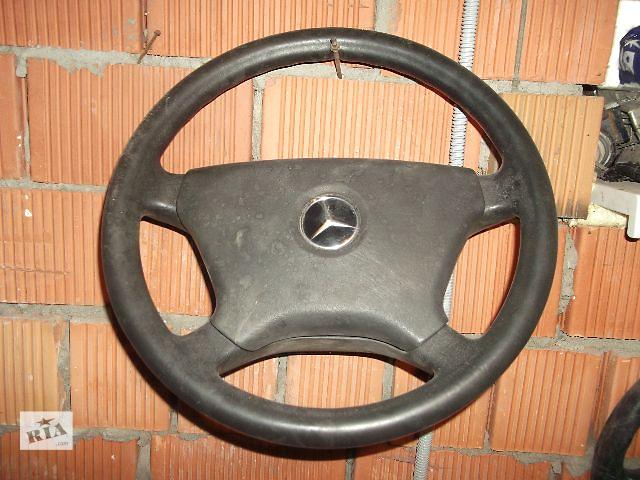 купить бу Б/у руль для седана Mercedes 190 1993 в Днепре (Днепропетровск)