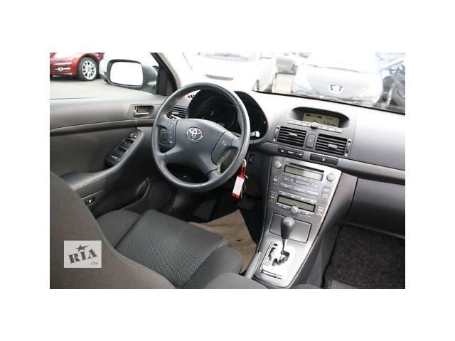 Б/у руль для седана Toyota Avensis- объявление о продаже  в Киеве