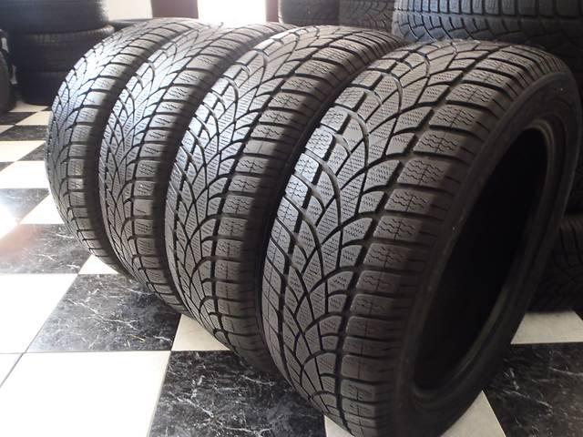 купить бу Б/у шины 4шт 225/50/R17 Dunlop Sp Winter Sport 3D в Кременчуге