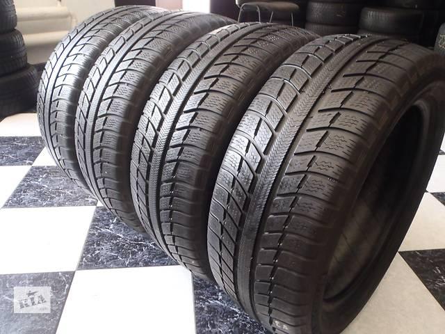 Б/у шины 4шт 225/50/R17 Michelin Primacy Alpin PA3 225/50/17- объявление о продаже  в Кременчуге