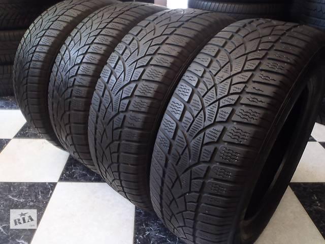 бу Б/у шины 4шт 225/60/R16 Dunlop Sp Winter Sport 3D 225/60/16 в Кременчуге