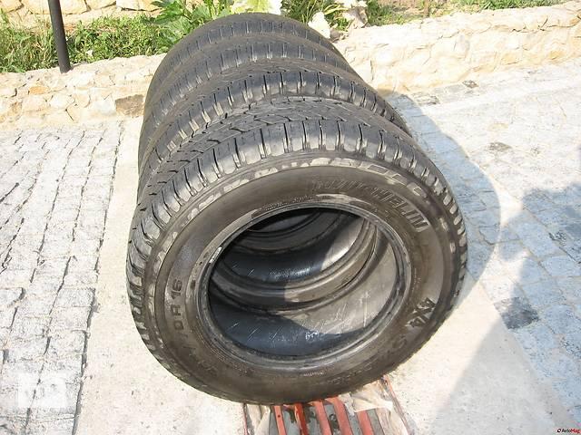 Б/у шины для джипа - объявление о продаже  в Черновцах