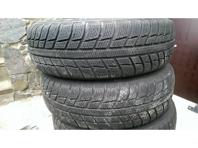 купить бу Б/у зимние шины для легкового авто 165/70R14 в Киеве