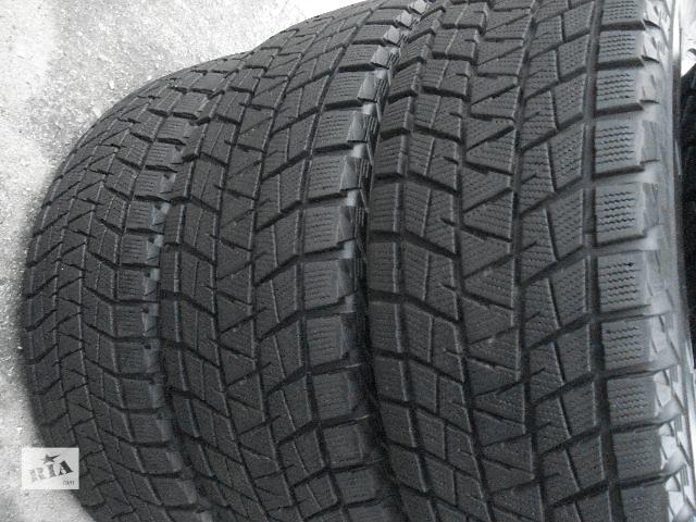 Б/у шины для легкового авто 265.65 R18 Bridgestone Blizak DM-V1- объявление о продаже  в Харькове