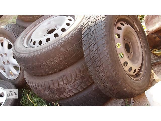 Б/у шины для легкового авто Opel Vivaro- объявление о продаже  в Полтаве