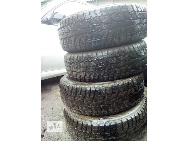 купить бу Б/у шины для легкового авто в Ирпене