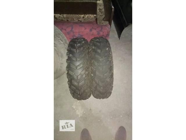 купить бу Б/у шины для спецтехники 205\80R12 в Каменке-Бугской