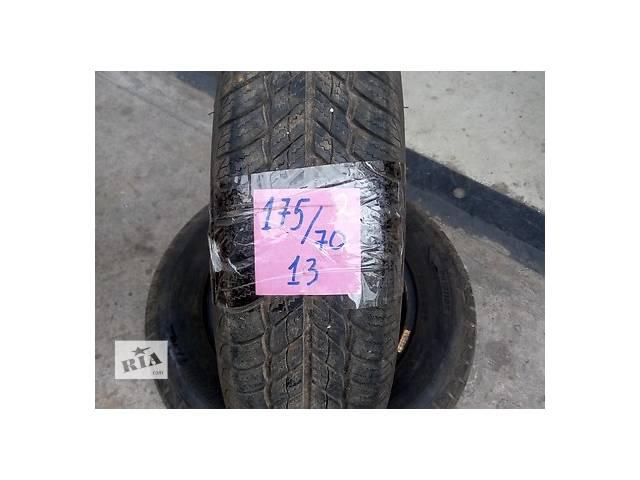 Б/у Шины зимние Riken 175*70*R13- объявление о продаже  в Киеве