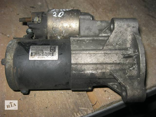 купить бу Б/у стартер Fiat Scudo 2.0 2004-2006 в Ровно