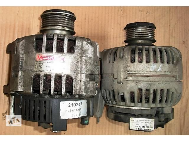 продам Б/у Стартер / генератор Volkswagen Crafter Фольксваген Крафтер 2.5 TDI 2006-2012 бу в Рожище