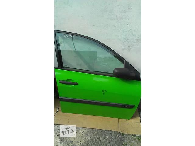 купить бу Б/у стекло двери для универсала Renault Megane II в Ковеле