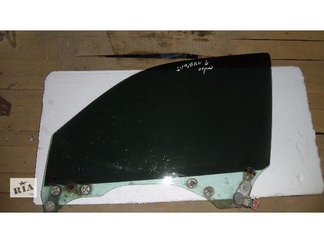 продам Б/у стекло двери переднее левое для легкового авто Subaru Forester 2007 бу в Коломые