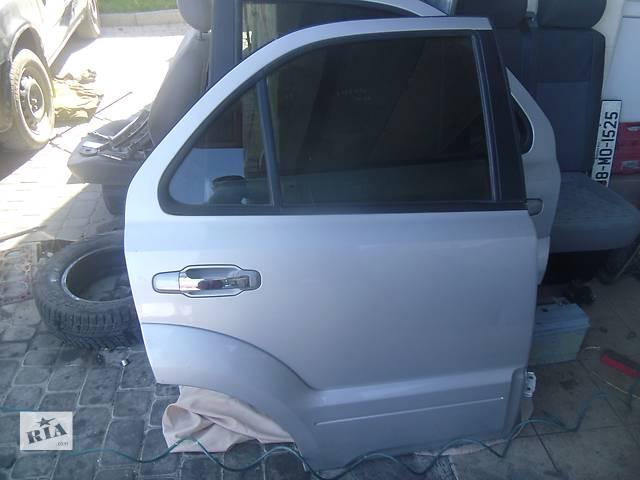 бу Б/у стекло двери заднее правое для легкового авто Kia Sorento2008 в Коломые