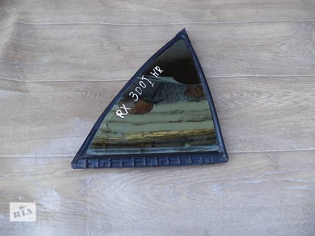продам Б/у стекло двери заднее правое и левое глухое 68123-48050, 68124-48050 для кроссовера Lexus RX 300(I бу в Николаеве