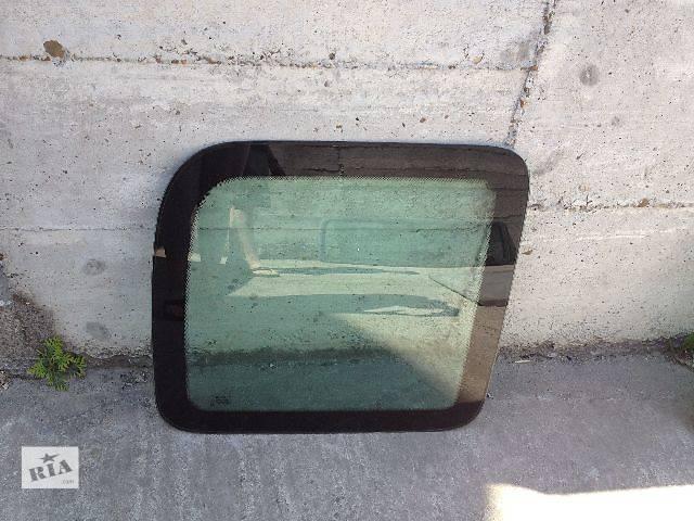 купить бу Б/у стекло в кузов для легкового авто Renault Kangoo в Бучаче