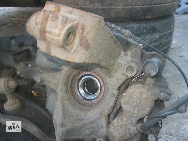 купить бу Б/у ступица Fiat Ducato 2006- в Ровно