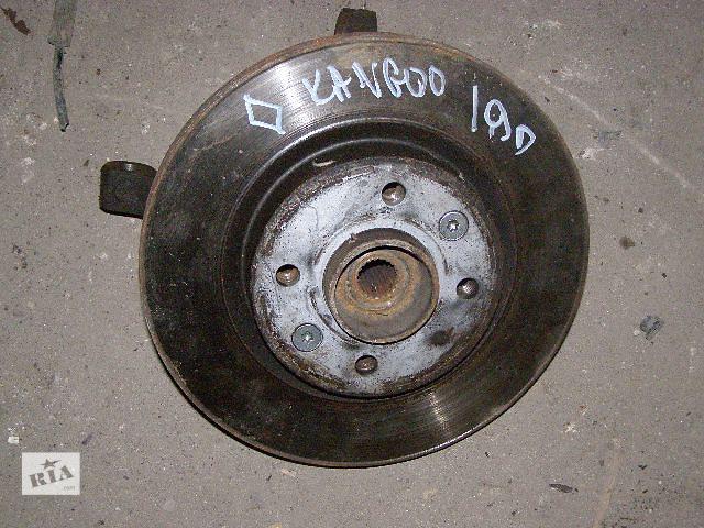 бу Б/у ступица задняя/передняя для легкового авто Renault Kangoo 1.9 состояние отличное в Таврийске
