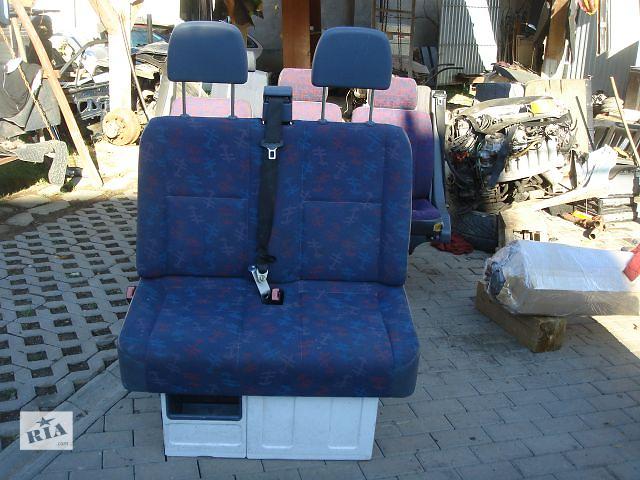 купить бу Б/у сиденье для автобуса Mercedes Sprinter 313 2003 в Берегово (Закарпатской обл.)