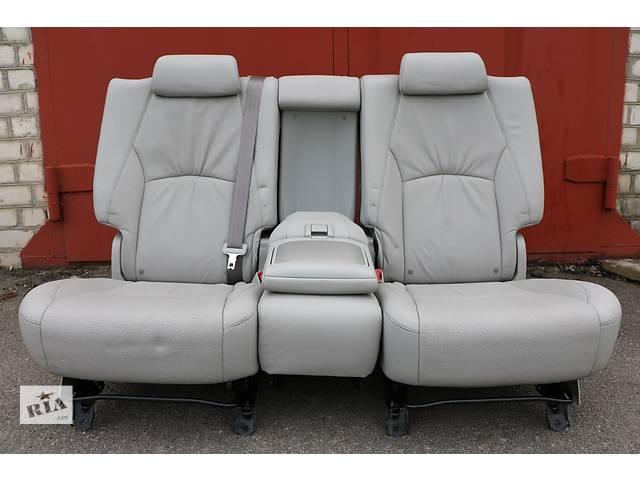 бу Б/у сиденье для легкового авто Lexus RX 350 в Киеве