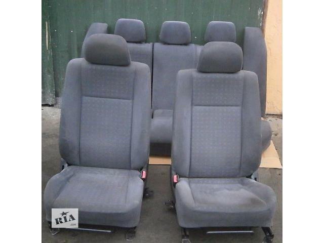 бу Б/у сиденье для легкового авто Mitsubishi Lancer 9 в Луцке