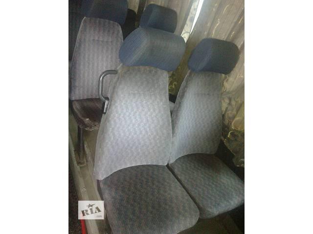 Б/у сиденье для микроавтобуса- объявление о продаже  в Луцке
