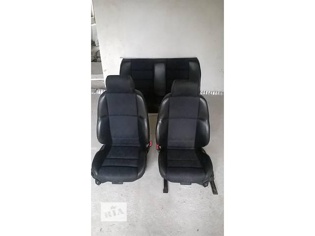 продам Б/у сиденье для седана BMW 318 бу в Львове