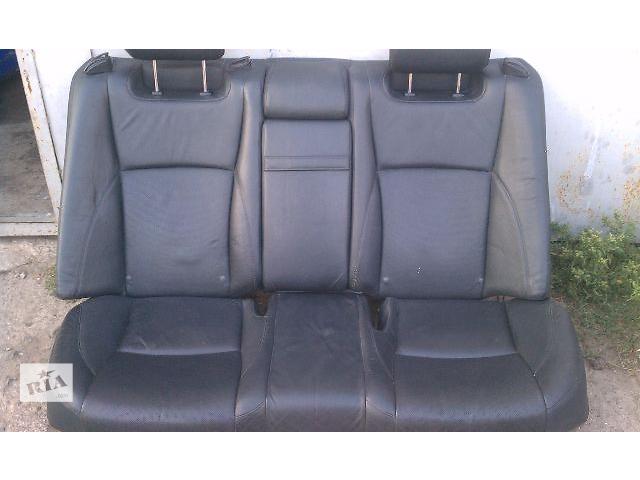 бу Б/у сиденье для седана Toyota Camry 2007 в Николаеве