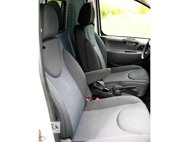 продам Б/у сиденье водителя, пасс. для Fiat Ducato Фиат Дукато c 2006- бу в Ровно