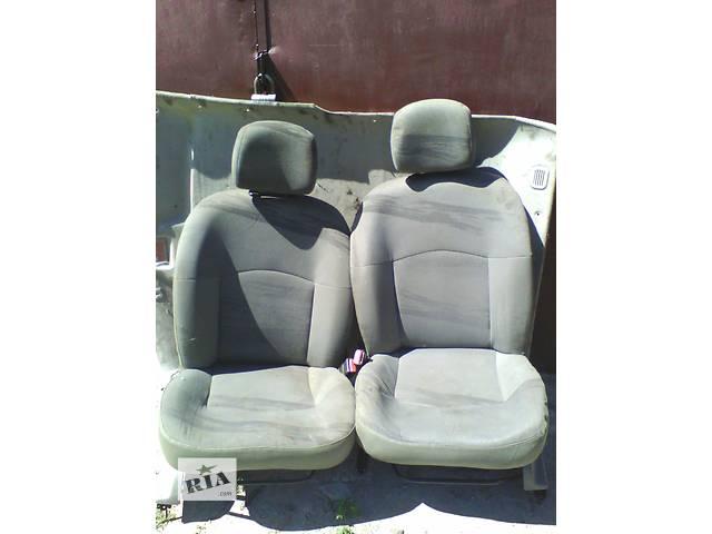 бу Б/у сиденья передние (с AirBag'ами) Renault Kangoo в Броварах
