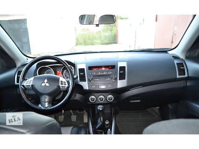 бу Б/у система безопасности комплект для легкового авто Mitsubishi Outlander XL в Киеве