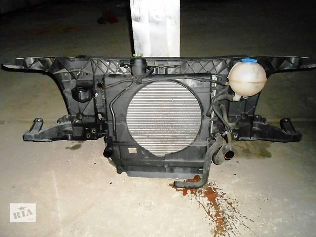 купить бу Б/у Телевизор Окуляр Панель передняя Volkswagen Crafter Фольксваген Крафтер 2.5 TDI 2006-2010 в Рожище