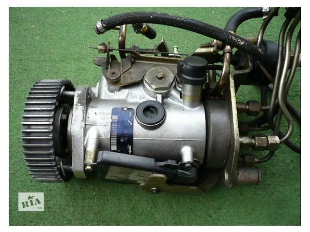 Б/у топливный насос высокого давления/трубки/шест для легкового авто Fiat Brava 1.9 TD- объявление о продаже  в Ужгороде