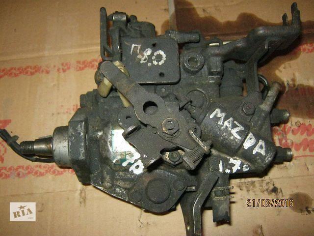 купить бу Б/у топливный насос высокого давления/трубки/шест для легкового авто Mazda 323 в Ковеле