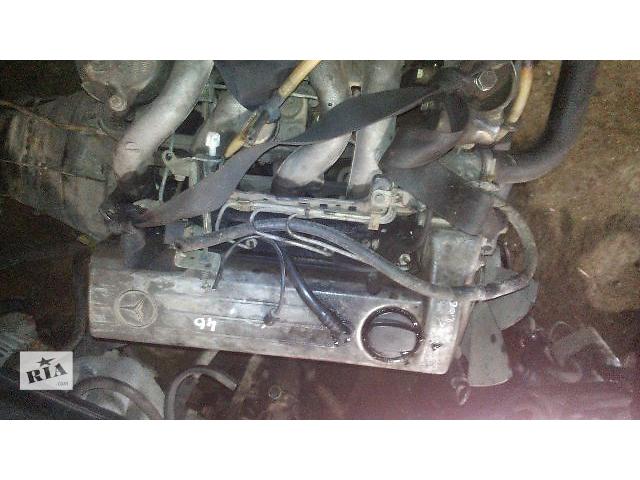 купить бу Б/у топливный насос высокого давления/трубки/шест для легкового авто Mercedes 124 в Яворове (Львовской обл.)