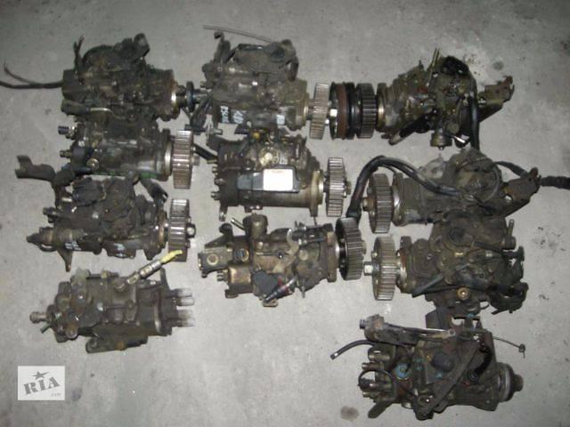 продам Б/у топливный насос высокого давления/трубки/шест для легкового авто Opel Kadett бу в Луцке