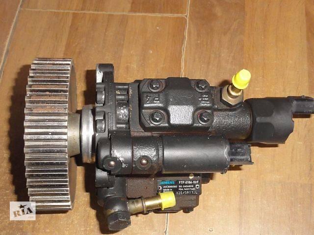 продам Б/у топливный насос высокого давления/трубки/шест для легкового авто Peugeot Partner 1,6HDI-2.0HDI  бу в Луцке