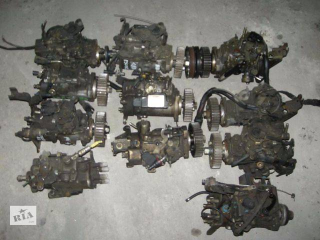 Б/у топливный насос высокого давления/трубки/шест для легкового авто Renault Megane I1,9DCII- объявление о продаже  в Луцке