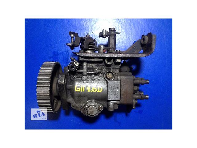 продам Б/у топливный насос высокого давления/трубки/шест для легкового авто Volkswagen Golf II 1.6 дизель бу в Луцке