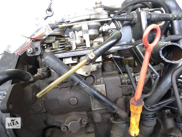Б/у топливный насос высокого давления/трубки/шест для легкового авто Volkswagen Golf III 1,9TD- объявление о продаже  в Яворове (Львовской обл.)